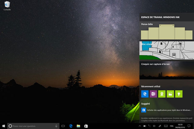 Windows 10 Anniversary Update : capture 6