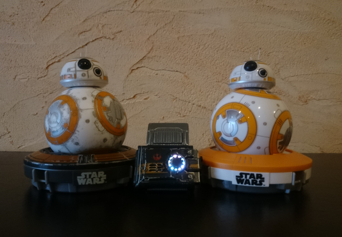 BB-8 et Force Band