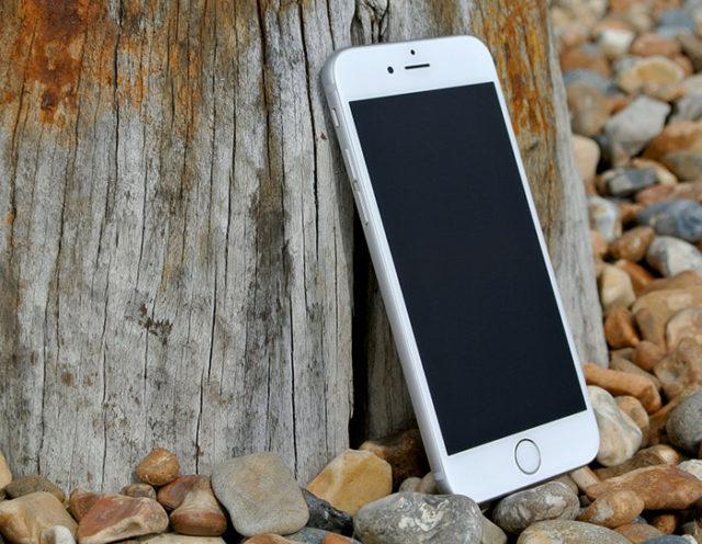 Blocage iPhone