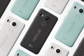 Blocage Nexus 5x
