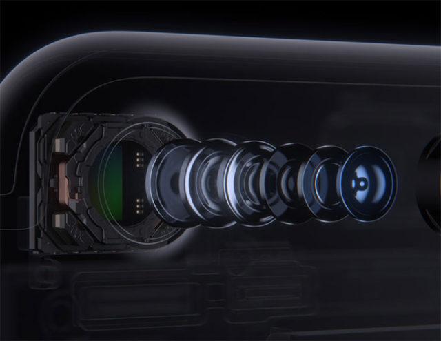 Capteur iPhone 7