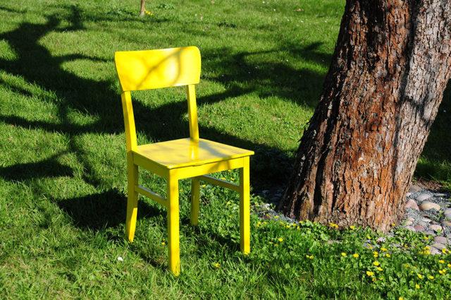 Chair Flipping