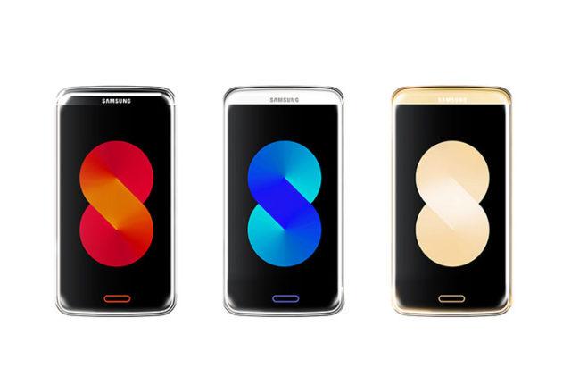Concept Galaxy S8 : image 3