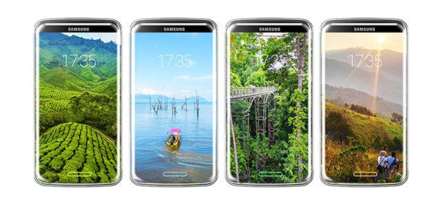 Concept Galaxy S8 : image 4