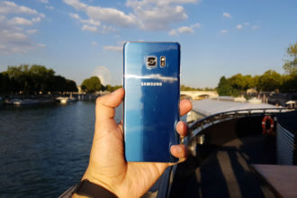 Programme échange Galaxy Note 7