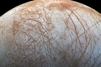 Europe Jupiter NASA