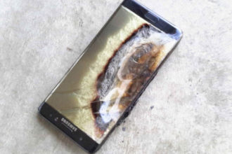 Explosion Galaxy Note 7 : image 2
