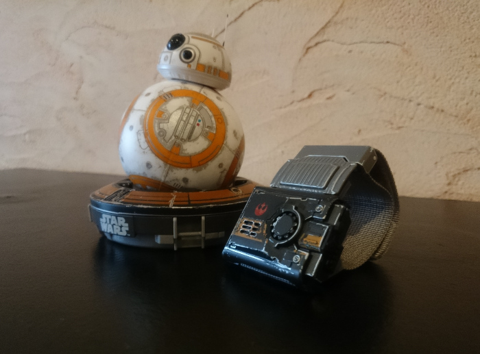 Force Band et BB-8