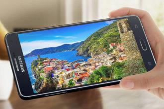 Benchmark Galaxy A7 2017