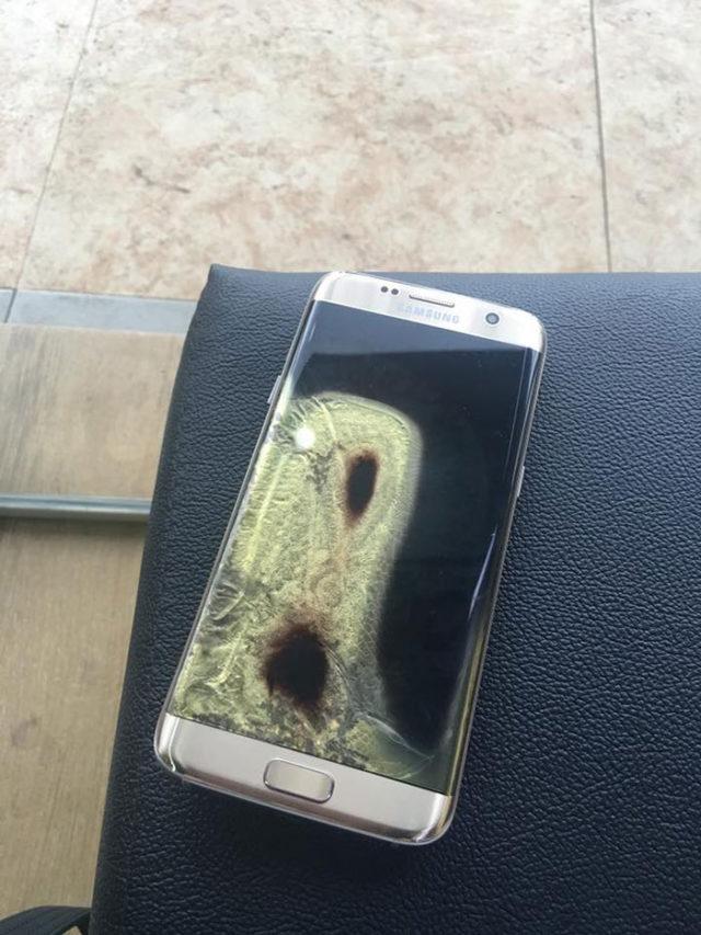 Feu Galaxy S7 Edge : image 2