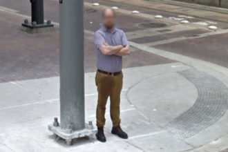 Humiliation Google Street View
