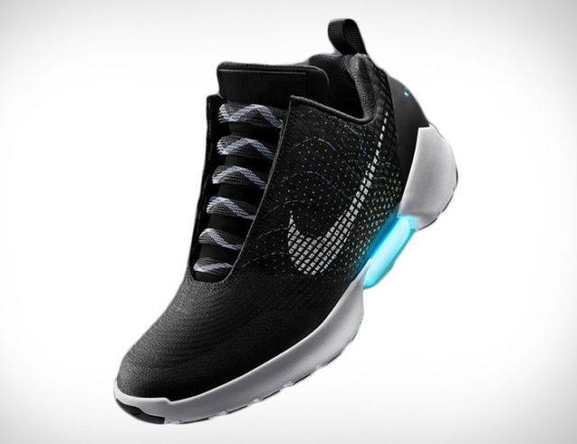 Nike HyperAdapt 1.0 : lancement aux Etats-Unis le 28 novembre