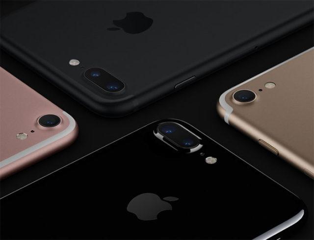iPhone 7 Chine