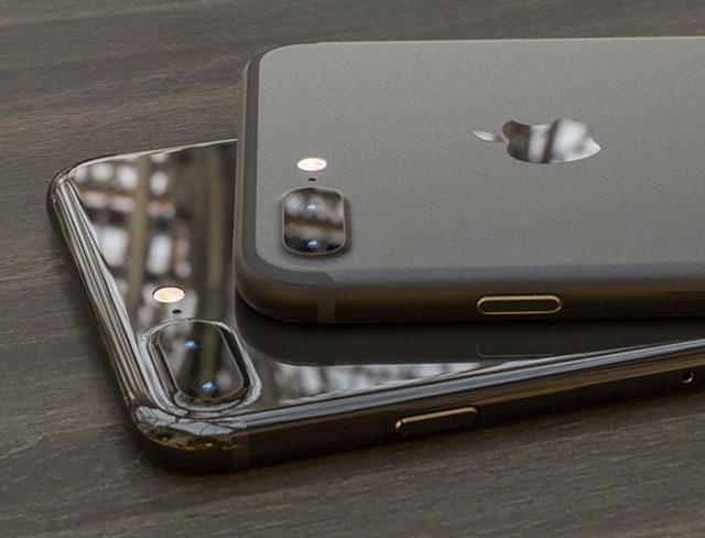 iPhone 7 noir : image 1
