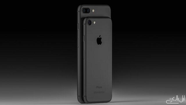 iPhone 7 noir : image 2