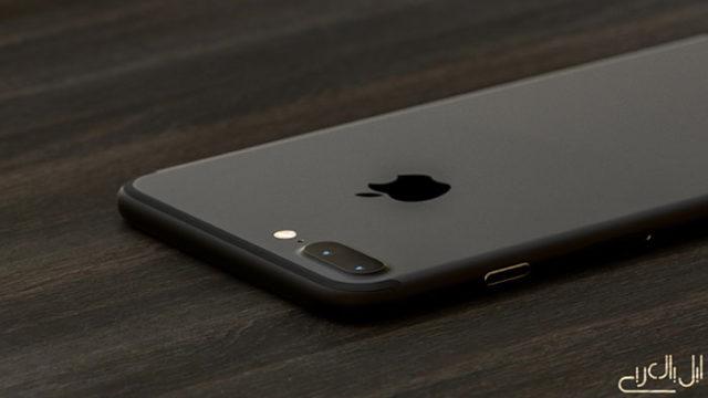 iPhone 7 noir : image 3