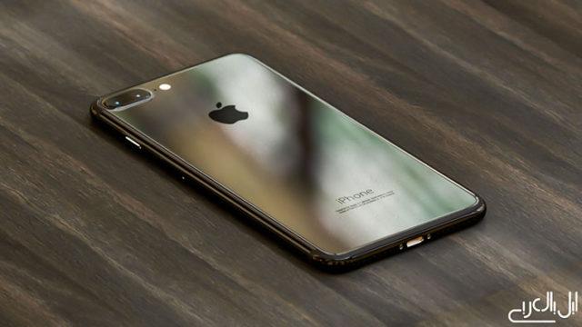 iPhone 7 noir : image 4