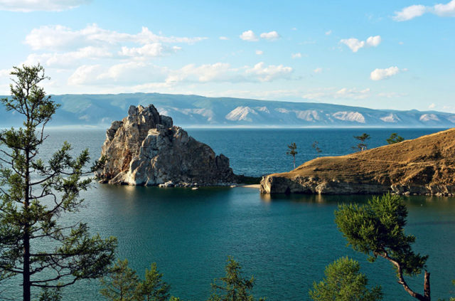 Lac Baïkal