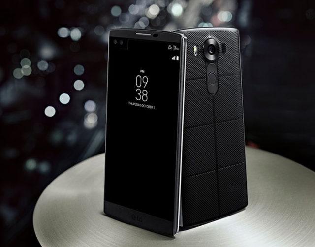 LG V20 Photo Vidéo