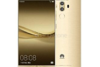 Rendu Huawei Mate 9