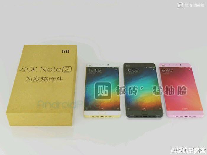 Xiaomi Mi Note 2 : image 4