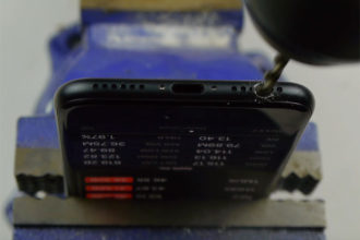 Percer iPhone 7