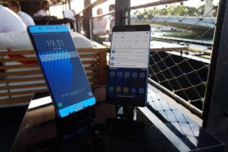 Plainte Samsung