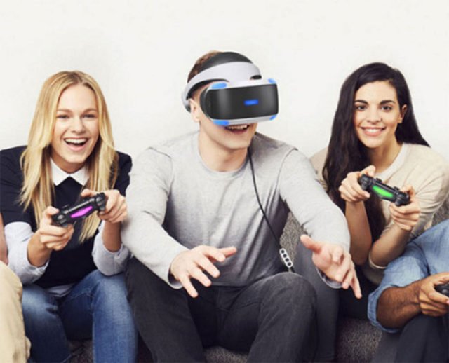 Essayez la technologie — PlayStation VR Experience