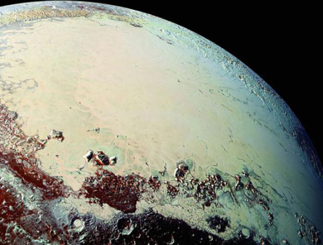 Glaciers Pluton