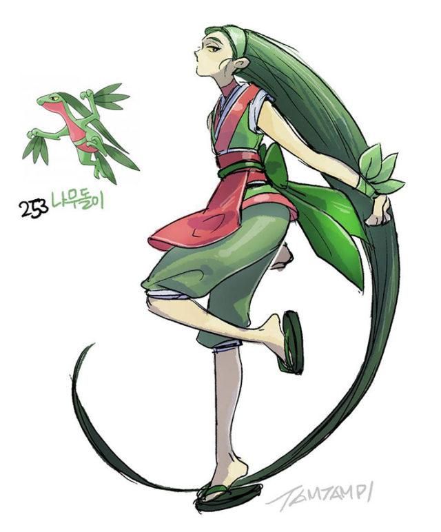 Pokemon Humanoïde : image 2