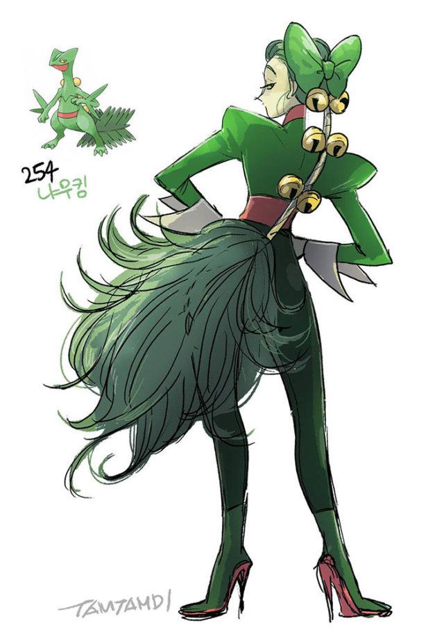 Pokemon Humanoïde : image 3