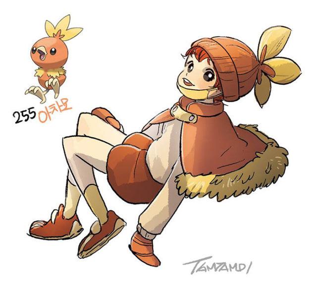 Pokemon Humanoïde : image 4