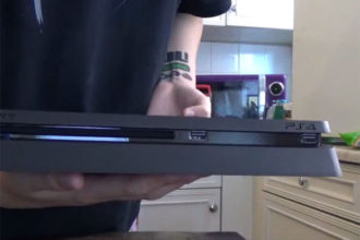 Vidéo PS4 Slim