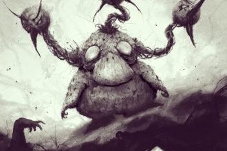 Psykokwak creepy