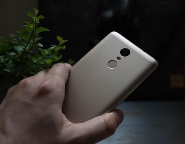 Xiaomi Redmi 4 Photos
