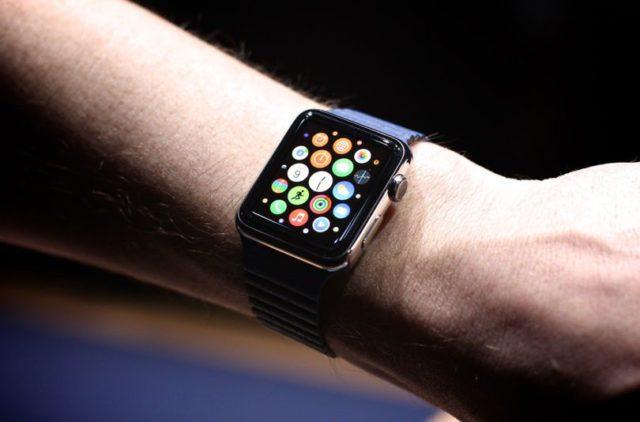 apple watch espionnage