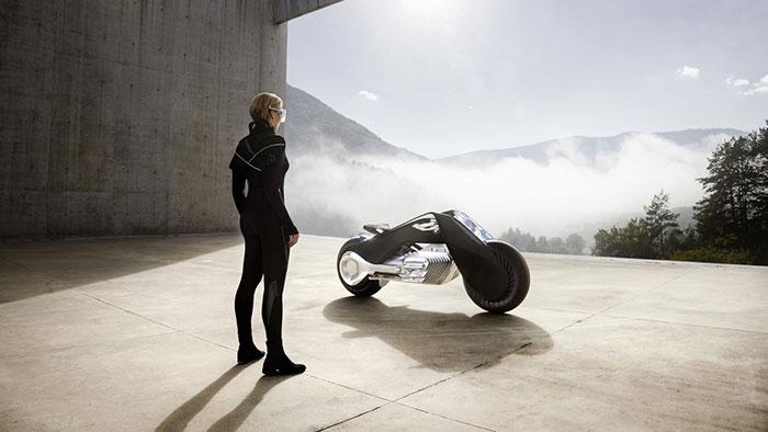 BMW Motorrad Vision Next 100 : image 7
