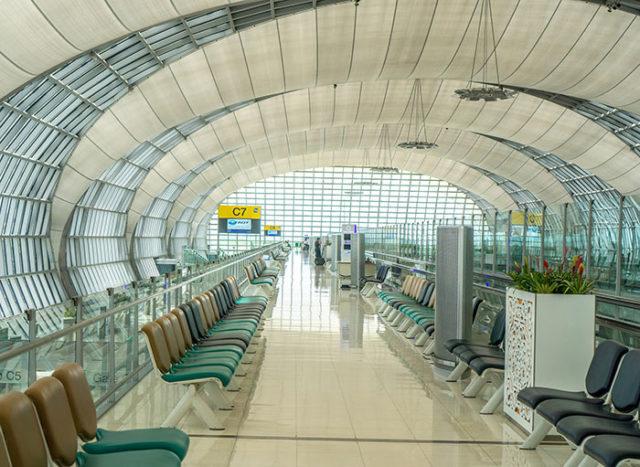 Carte WiFi Aéroport