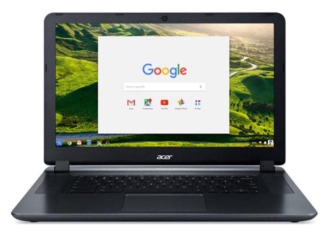 Acer Chromebook 15 : image 2