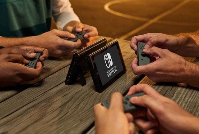 Conférence Nintendo Switch