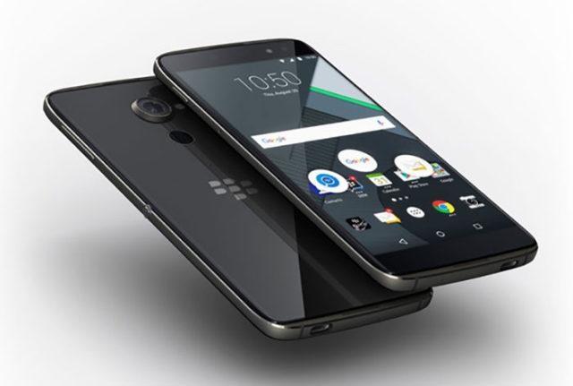 BlackBerry DTEK60 : image 1