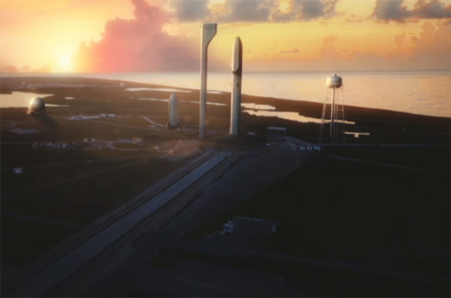 Voici comment Elon Musk voit la colonisation de Mars