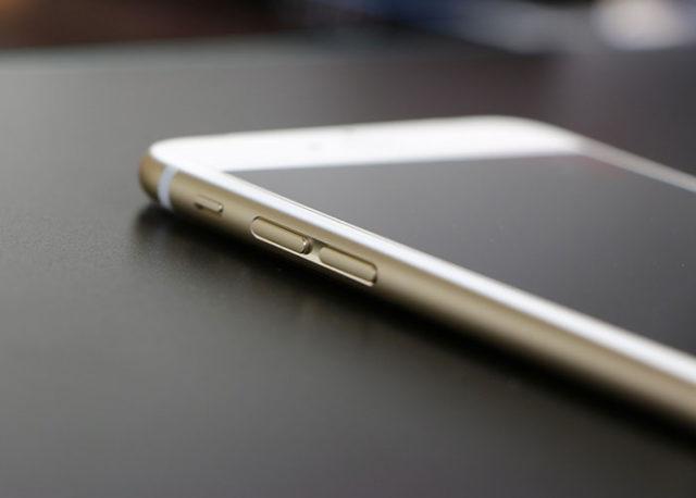 Explosion iPhone 6 Plus