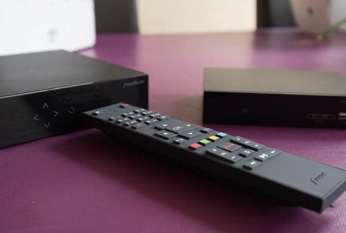 Champagne, Netflix est ENFIN arrivé sur la Freebox Mini 4K !