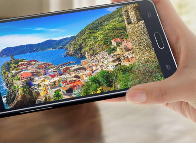 Le Samsung Galaxy A7 (2017) est de passage chez AnTuTu