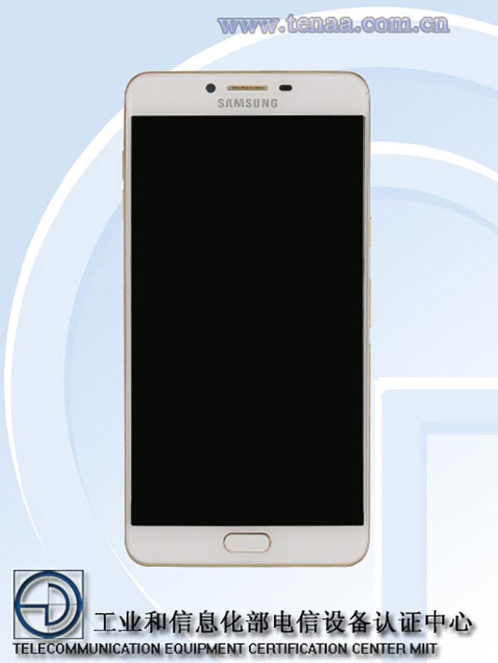 Galaxy C9 TENAA : image 1