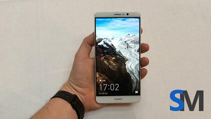 Huawei Mate 9 : photo 3
