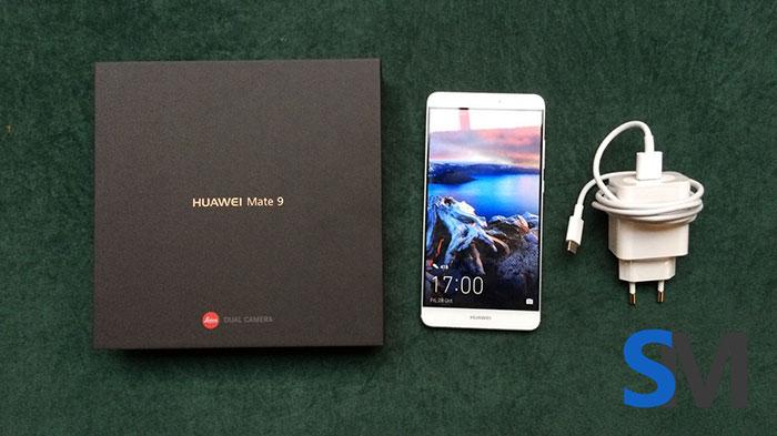 Huawei Mate 9 : photo 4