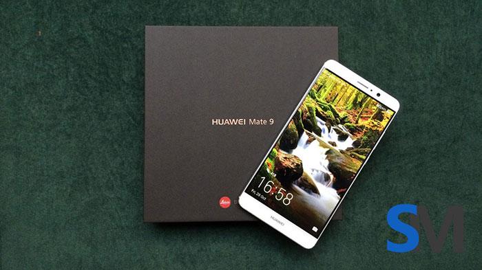 Huawei Mate 9 : photo 5