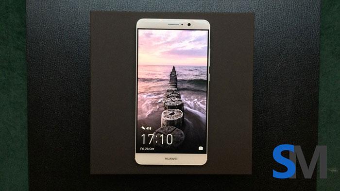 Huawei Mate 9 : photo 6